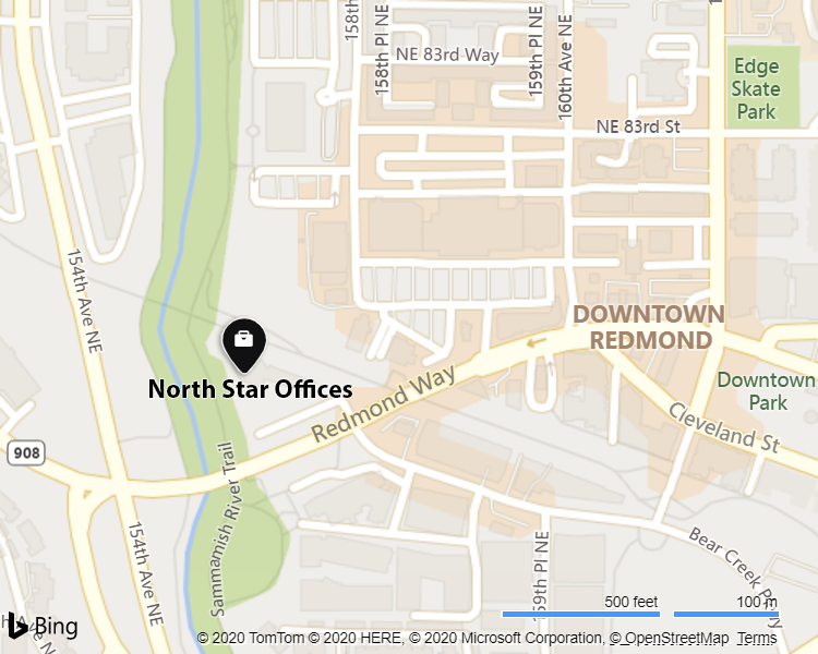 Map: North Star Offices